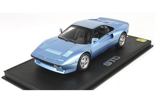 BBR 1/18scale Ferrari 288 GTO 1984 (Light Blue) limited 36pcs  [No.P18112D]