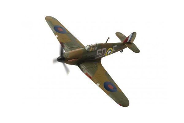 CORGI 1/72scale Hawker Hurricane Mk.I V7357/SD-F Sgt. J.H 'Ginger' Lacey - 60th Anniversary Collection  [No.CGAA27603]