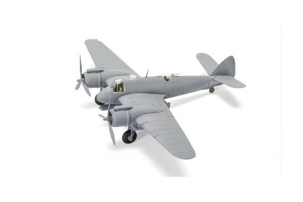 CORGI 1/72scale Bristol Bowfighter TF.X-NE829 / PL-J, RAF No. 144 Squadron Banff Strike Wing, Aberdeenshire Scotland October 1944  [No.CGAA28601]
