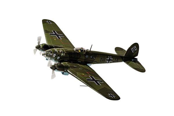 CORGI 1/72scale Heinkel He111 H-2 1H + JA Stab./KG26 1939.10.28 'The Humbie Heinkel'  [No.CGAA33717]
