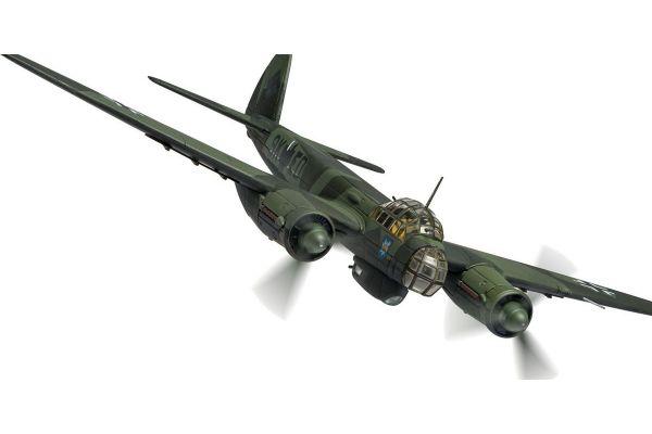 CORGI 1/72scale Junkers Ju88A-5-9K + ED, Stab III./KG51, Winter 1940  [No.CGAA36712]
