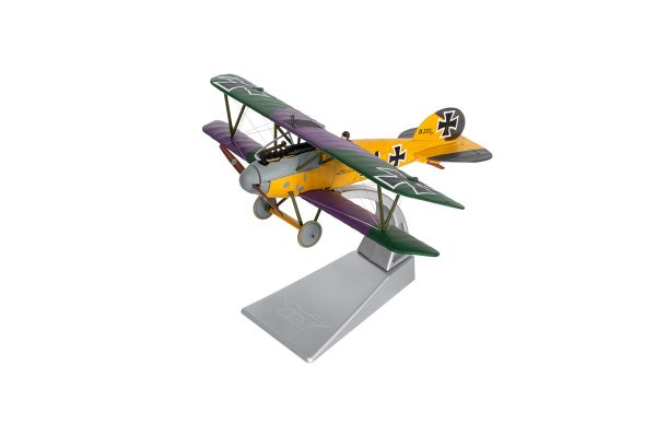 CORGI 1/48scale Albatros D.V 2111/17 'M' Martin Morman Western Front Jasta 19 Letango Western Front 1918 August The Grim Reapers  [No.CGAA37810]
