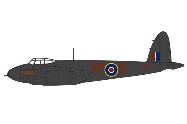 OXFORD 1/72scale DH Mosquito 23 Squadron RAF 1943  [No.OXAC102]
