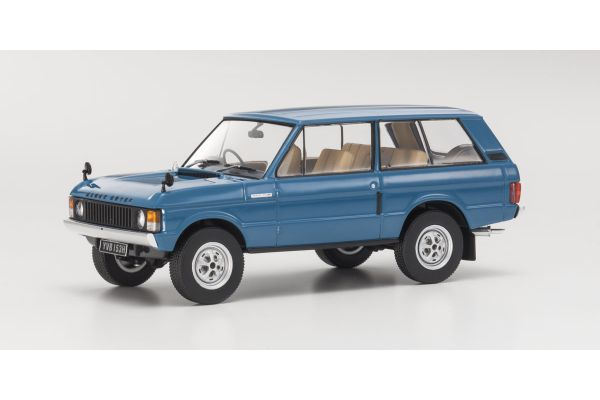 ALMOST REAL 1/43scale RANGE ROVER – 1970 – BLUE [No.AL410101]