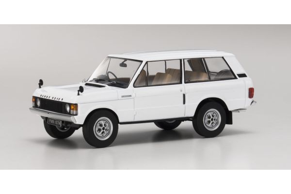 ALMOST REAL 1/43scale RANGE ROVER – 1970 – WHITE  [No.AL410102]
