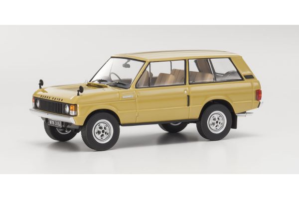ALMOST REAL 1/43scale RANGE ROVER – 1970 – YELLOW [No.AL410103]