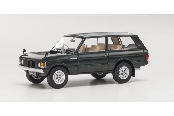 ALMOST REAL 1/43scale RANGE ROVER – 1970 – GREEN [No.AL410104]