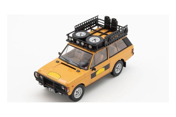 ALMOST REAL 1/43scale Range Rover Camel Trophy Sumatra 1981 (Yellow)  [No.AL410107]