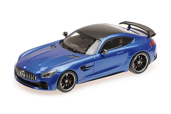 ALMOST REAL 1/43scale MERCEDES-AMG GT R – BLUE  [No.AL420707]