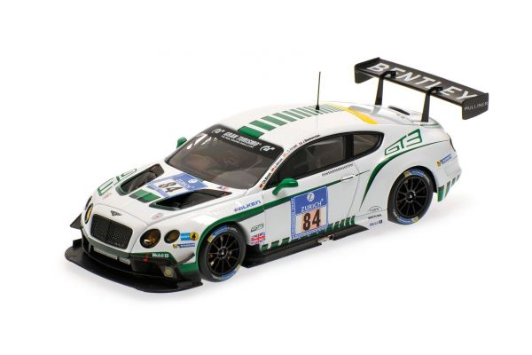 ALMOST REAL 1/43scale BENTLEY GT3 ADAC 24H NÜRBURGRING # 84  [No.AL430302]