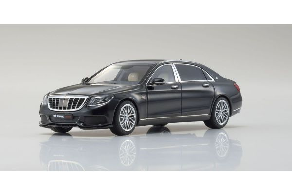 ALMOST REAL 1/43scale BRABUS 900 MERCEDES-MAYBACH S600-OBSIDIAN BLACK  [No.AL460102]
