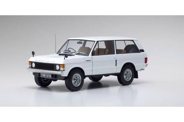 ALMOST REAL 1/18scale Range Rover 1970 (White)  [No.AL810102]