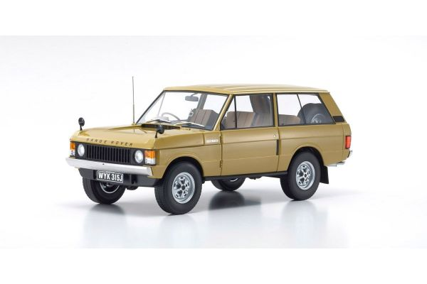 ALMOST REAL 1/18scale Range Rover 1970 (Yellow)  [No.AL810103]