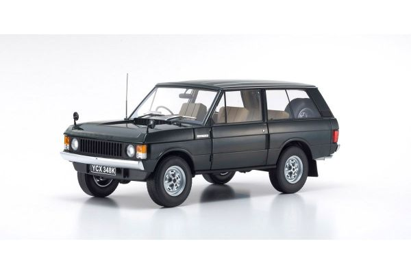 ALMOST REAL 1/18scale Land Rover Range Rover 1970 Green  [No.AL810104]
