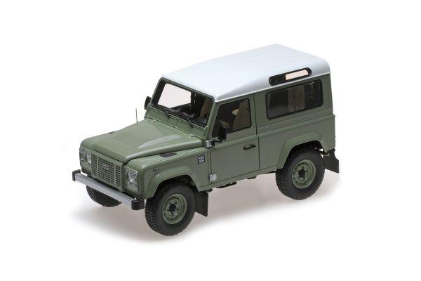 ALMOST REAL 1/18scale Land Rover Defender 90 Heritage Edition Green  [No.AL810204]