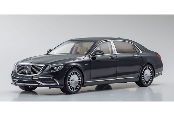 ALMOST REAL 1/18scale Mercedes Maybach S Class 2019 (Obsidian Black)  [No.AL820112]