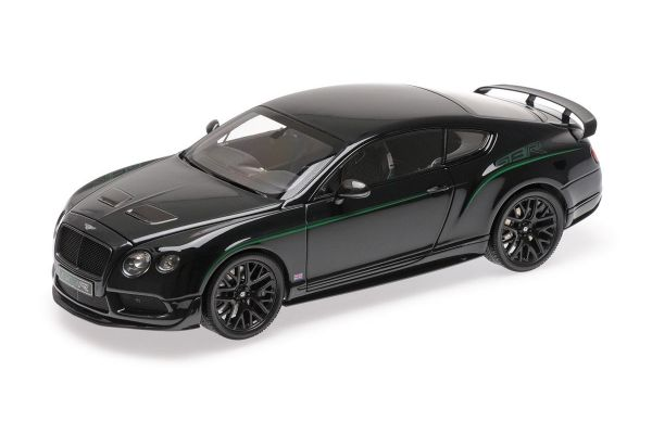 ALMOST REAL 1/18scale BENTLEY GT3-R – 2015 – CUMBRIAN GREEN  [No.AL830402]