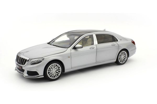 ALMOST REAL 1/18scale  Brabus 900 Mercedes Maybach  S class silver  [No.AL860103]