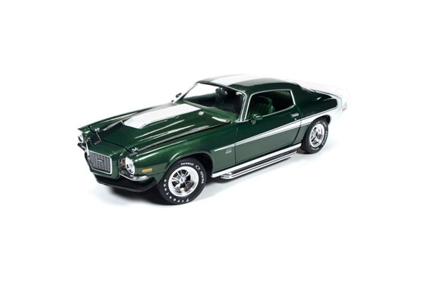AMERICAN MUSCLE 1/18scale 1970 Chevy Camaro (Baldwin Motion) fathoms Green  [No.AMM1079]