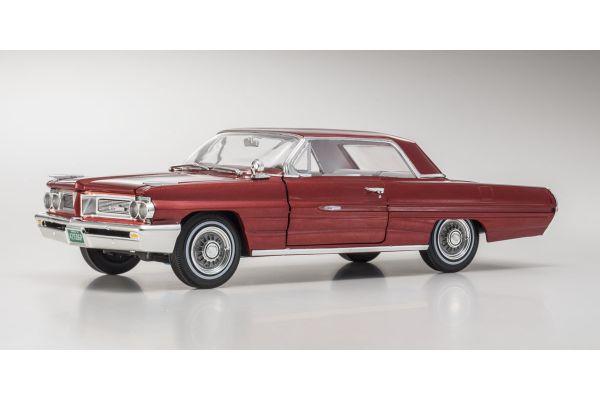 AMERICAN MUSCLE 1/18scale 1962 Pontiac Grand Prix Burgundy  [No.AMM1097]