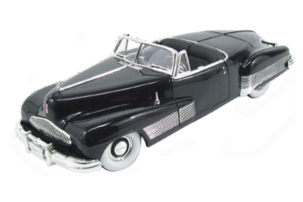 AMERICAN MUSCLE 1/18scale 1938 Buick Y-Job (Black)  [No.AMM1120]