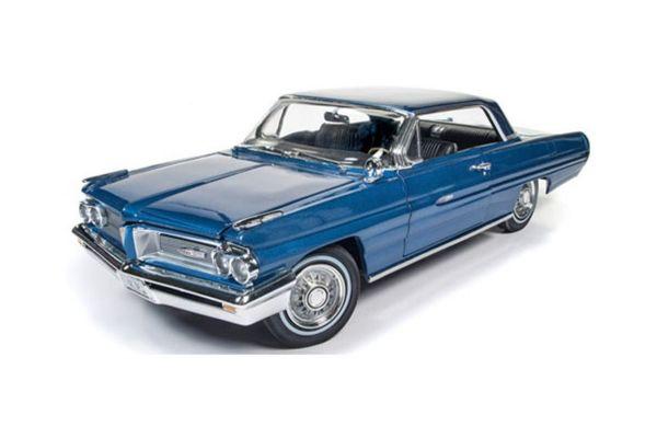 AMERICAN MUSCLE 1/18scale 1962 Pontiac Grand Prix (Blue/Interior: Black)  [No.AMM1122]