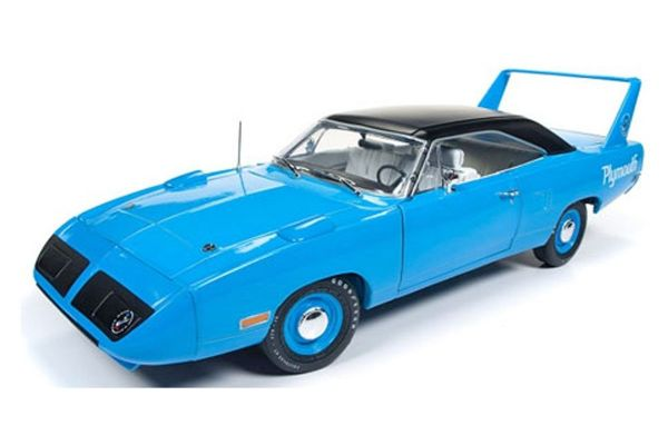 AMERICAN MUSCLE 1/18scale 1970 Primus Superbird Hard Top 50th Anniversary (Blue)  [No.AMM1137]