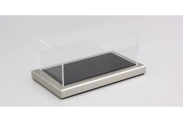 ATLANTIC CASE 1/24scale Dieppe metal frame / acrylic base (black) & acrylic case  [No.ATL10153]