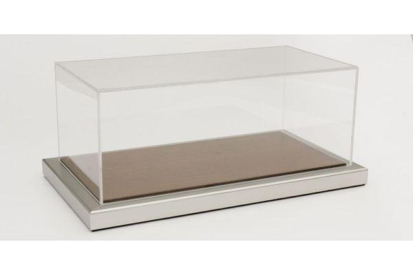 ATLANTIC CASE 1/18scale GoodWood Metal Frame / Wood Base & Acrylic Case  [No.ATL10162]