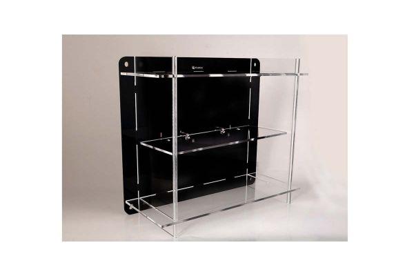ATLANTIC CASE Assembled multi-case 1 / 24-1 / 43 scale (2 shelves)  [No.ATL40051]