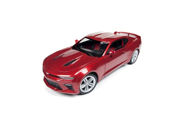 AMERICAN MUSCLE 1/18scale 2016 Chevrolet Camaro SS Garnet Red [No.AW230]