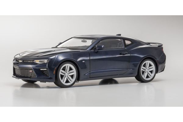 AMERICAN MUSCLE 1/18scale 2016 Chevy Camaro SS 50th Anniversary Blue Metallic  [No.AW239]
