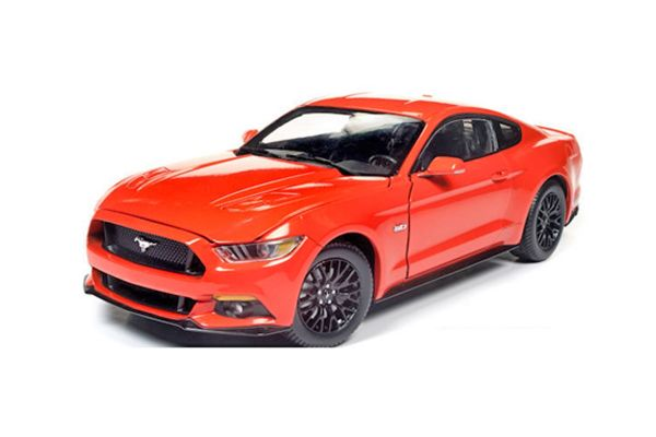 AMERICAN MUSCLE 1/18scale 2016 Ford Mustang Coupe (Competition Orange)  [No.AW242]