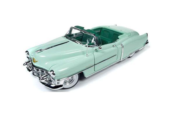 AMERICAN MUSCLE 1/18scale 1953 Cadillac El Dorado Convertible (Gloss Green)  [No.AW260]