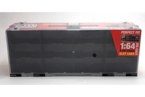 AMERICAN MUSCLE Carry Display case 24cars for 1/64  [No.AWDC006]