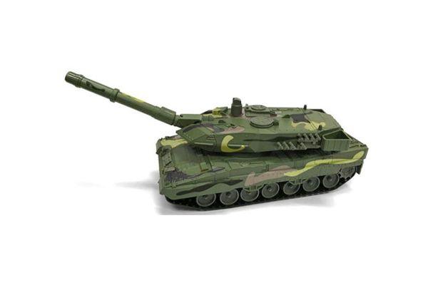 AMERICAN MUSCLE 1/40scale Leopard 2 TANK (Woodland / Desert) ※ Khaki  [No.AWML004A]