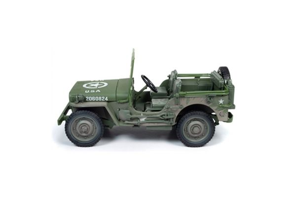 AMERICAN MUSCLE 1/18scale 1941 Jeep Willy WWII Weathering Paint (Olive Drab)  [No.AWML005B]
