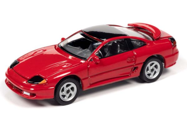AUTO WORLD 1/64scale 1991 Dodge Stealth R / T Red  [No.AWSP056A]