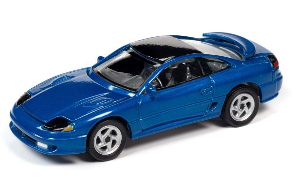 AUTO WORLD 1/64scale 1991 Dodge Stealth R / T Mystic Blue  [No.AWSP056B]