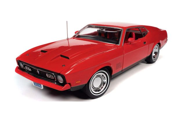 AMERICAN MUSCLE 1/18scale 1971 Ford Mustang Mach 1
