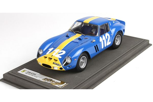 BBR 1/18scale Ferrari 250 GTO with display case Blue [No.BBR1835V]