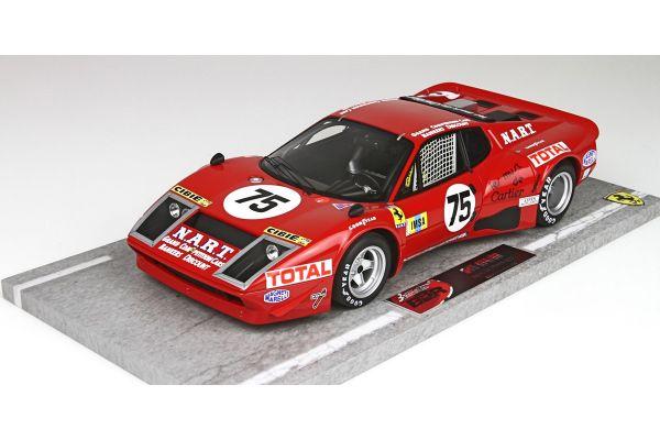 BBR 1/18scale Ferrari 365 GTB / 4 Le Mans 1977 (limited 200pcs)  [No.BBRC1813A]