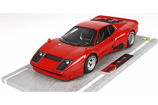 BBR 1/18scale Ferrari 365 GTB / 4 Press version (limited 99pcs)  Red [No.BBRC1813B]