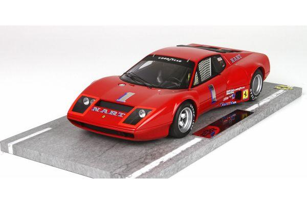 BBR 1/18scale Ferrari 365 GTB / 4 24H Daytona 1975 (limited 100pcs)  [No.BBRC1813D]