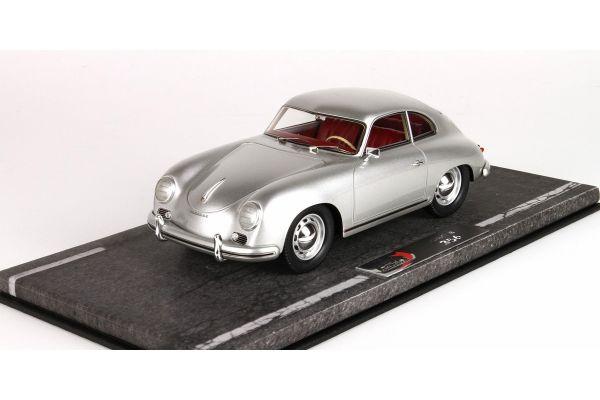 BBR 1/18scale Porsche 356 A 1955 (Silver)  [No.BBRC1820A]