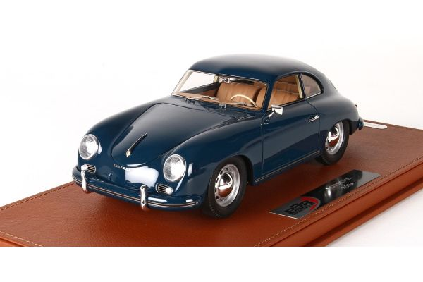 BBR 1/18scale Porsche 356A 1955 (green) with case  [No.BBRC1820CV]