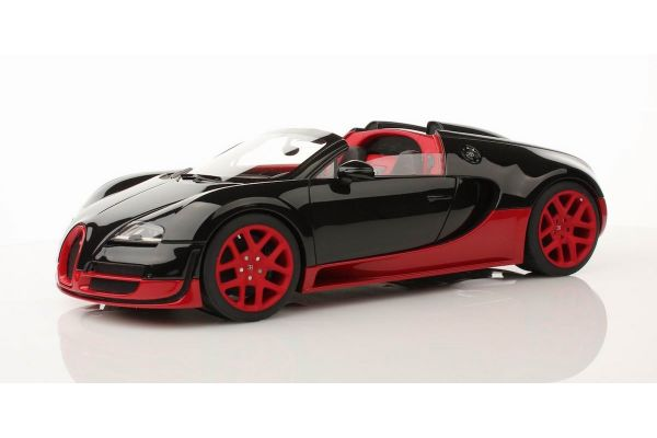 MR Collection 1/18scale Bugatti Vitesse (Black/Red) Black/Red [No.BUG04E]