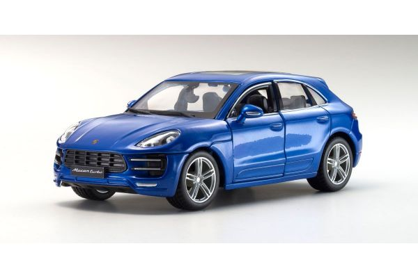Bburago 1/24scale Porsche Macan M.Blue  [No.BUR21077MBL]