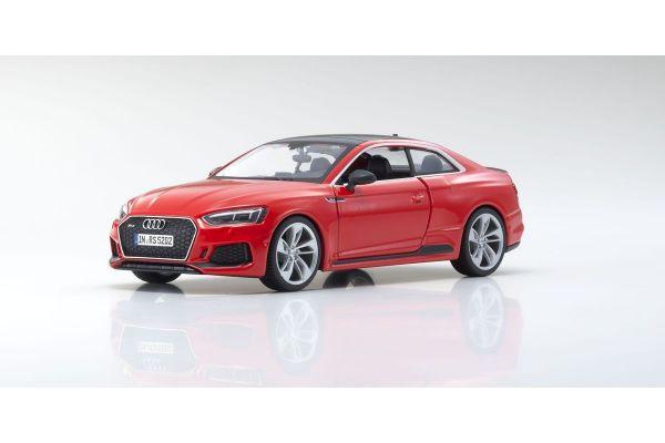 Bburago 1/24scale Audi RS5 Coupe (Red)  [No.BUR21090R]