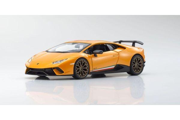 Bburago 1/24scale Lamborghini Urakan Performante (metallic orange) SIGNATURE SERIES  [No.BUR21092OR]